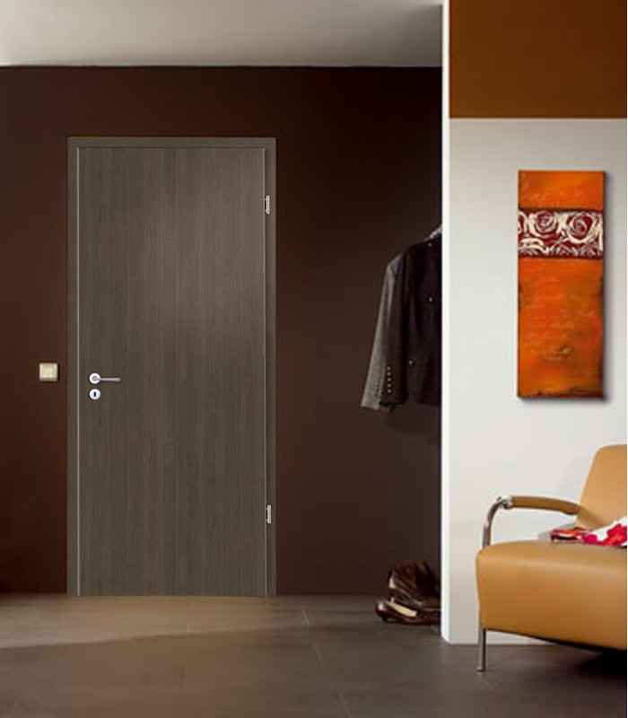 Dark oak fire doors modern designer quality fire for Designer interior doors uk