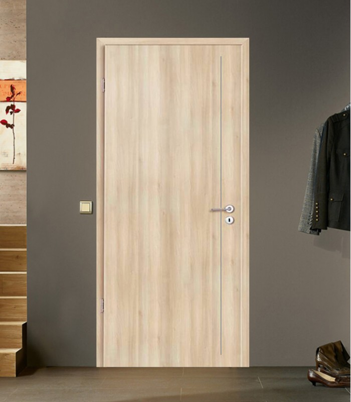 Acacia Wood Door : Acacia doors natural  quot smooth tobacco