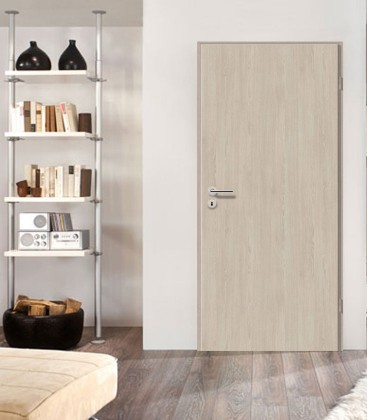 Light Oak Internal Doors German Solid Core Interior