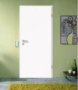 Alpine White Fire Doors