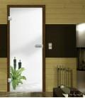 Internal Clear Glass Doors