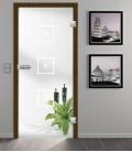 Alana Design on Clear Door