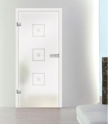 Modern Internal Safety Glass Doors Frameless Glass Doors Alana Design