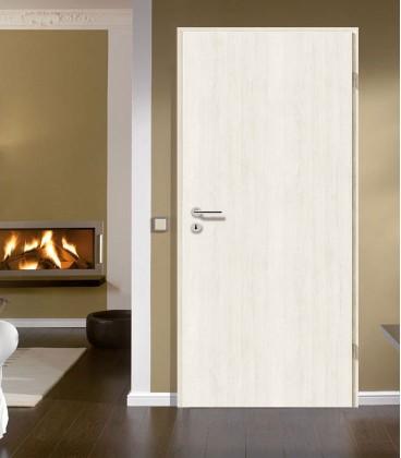 Coco Bolo Solid Core Door & White Solid Doors | White Doors with Wood Grain | Ash Internal Doors