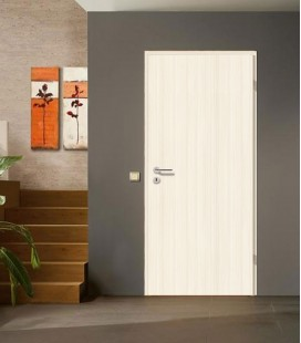 Ash White Fireproof Doors