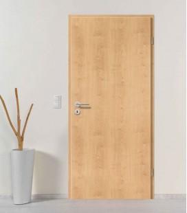 Rustic Maple Fireproof Door