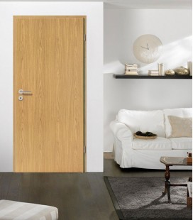 Pale Oak Classic Fireproof Door