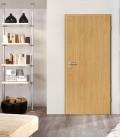 Pale Oak New Fireproof Doors