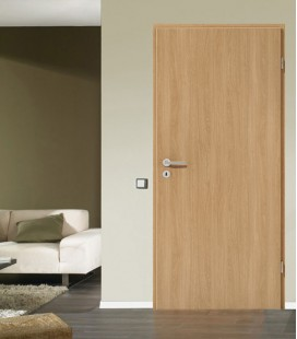 Oak Italia Pre Finished Fire Door