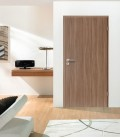 Walnut Interior Fireproof Doors