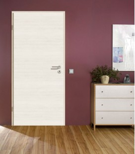 Pine Crosswise White FD30 Doors