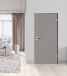Cement Grey Interior Fire Rated Door