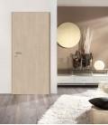 Amber Oak Modern Fire Doors