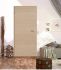 Pine Light Crosswise Fire Rated Door