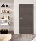 Pine Grey Crosswise Fireproof Door