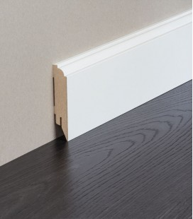 Renovation Skirting Board MDF White Painted 2.1