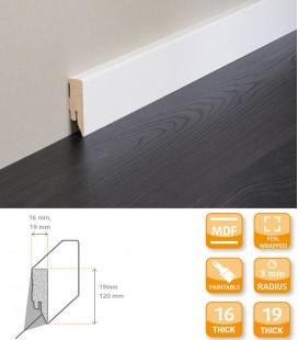 Topline Skirting Board MDF Primed Foil 1.1