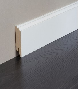 Renovation Skirting Board MDF Primed Foil 2.1