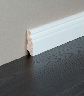 Hamburg Skirting Board Softwood Primed 2.1