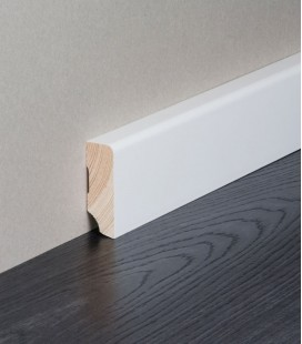 Modern Skirting Board Softwood Painted 2.1