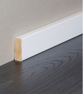 Square Edge Moulding Solid Timber Wrapped 2.1