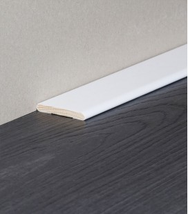 Carpet Trim Solid Timber Wrapped 2.1