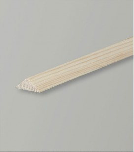 Triangular Pine Moulding 2.1