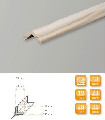 Angle Pine Moulding 1.1
