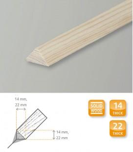 Triangular Short Softwood Pine 1.1