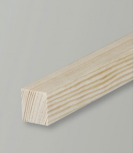 Square Short Softwood Pine 2.1