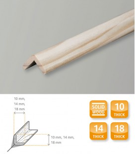 Angle Short Softwood Pine 1.1