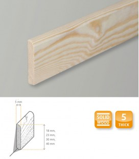 Skirting Board Short Softwood Pine 1.1