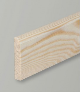 Skirting Board Short Softwood Pine 2.1