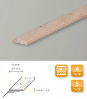 Carpet Trim Short Hardwood Beech 1.1