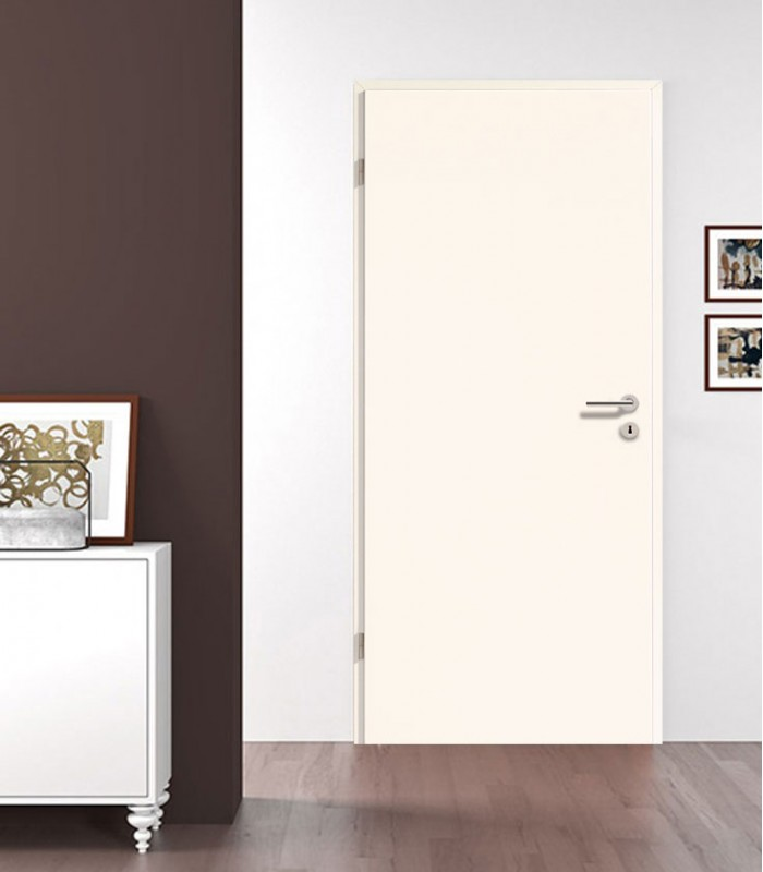 plain white door modern solid timber white interior doors