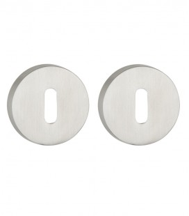 BB Escutcheons stainless steel for door handles 6.1