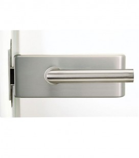 Pure latch for glass doors 2.1