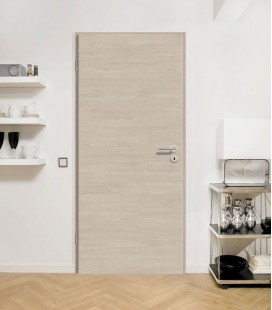 Light Oak Crosswise FD30 Doors