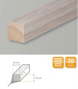 Square Craft Moulding Balsa 1.1