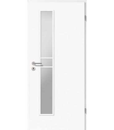 Solid Door | Doors with Vision Panels| Wood Door with Gl on