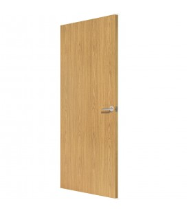 Oak Fire Rated Doors - Pale Oak Finish