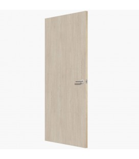 Light Oak FD30 Doors - Platinum Oak Finish