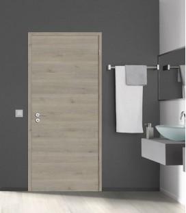 Pinea Silver Crosswise FD30 Door