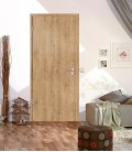Knotty Oak Fire Rated Door