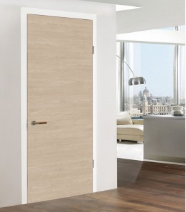 Amber Oak Cross FD30 Doors - Solid Wooden Doors