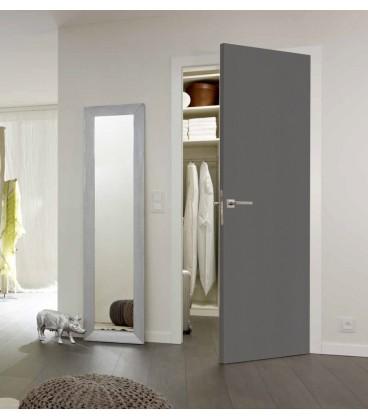 Effect Dark Grey - Fire Rated Door