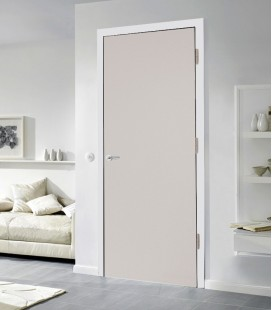 Grey Wooden FD30 Doors - Iron Finish RAL 7047