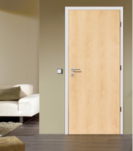 Natural Maple Wood Door
