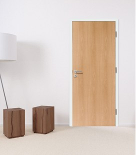 Beech Fire Rated Doors - Flowery Beech Finish