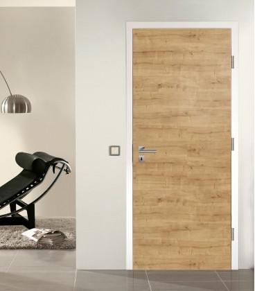 Knotty Oak Crosswise FD30 Door